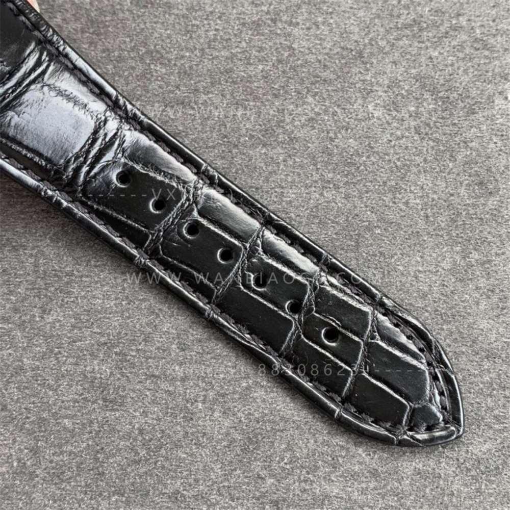 TB厂罗杰杜彼DBEX0542「黑武士」王者系列腕表评测