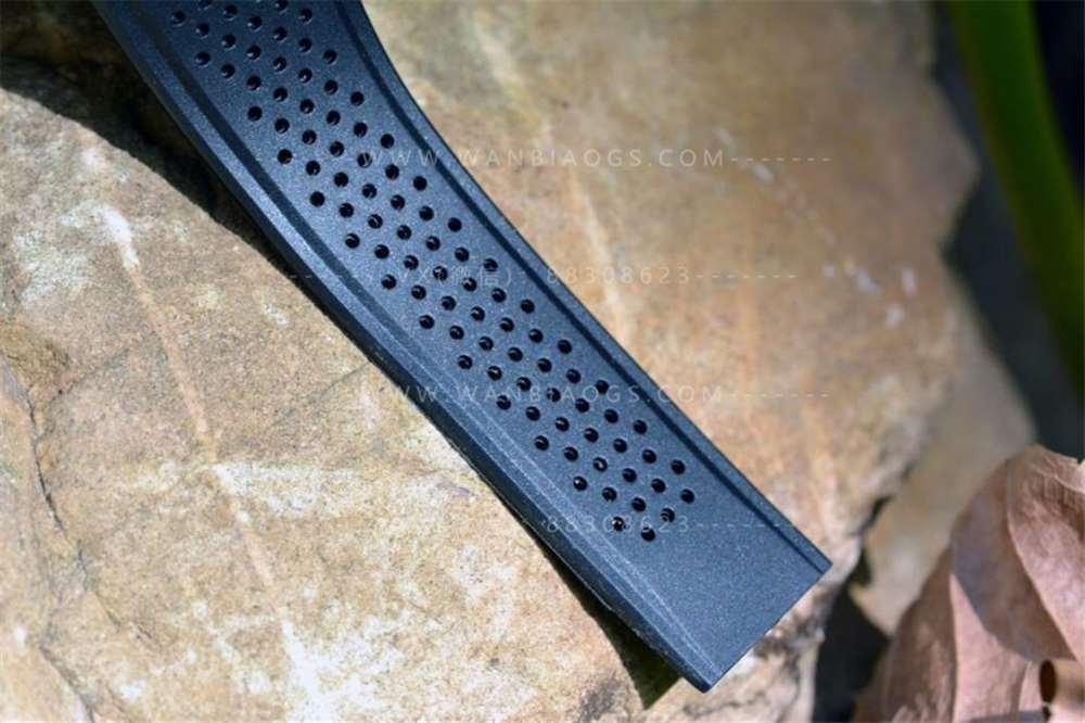 XF厂泰格豪雅43mm卡莱拉「黑骑士」陶瓷复刻表评测