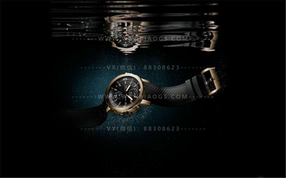V6厂万国海洋计时「达尔文探险之旅」IW379503特别版腕表评测