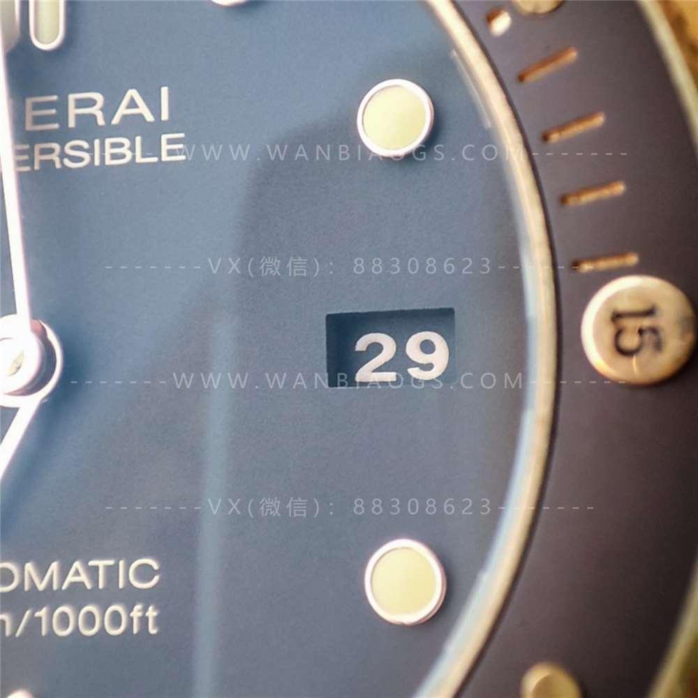 VS厂沛纳海968复刻表做工评测-实拍展示