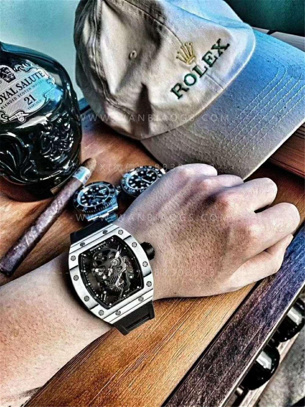 JB理查德米勒RM52-01真陀飞轮腕表深度评测