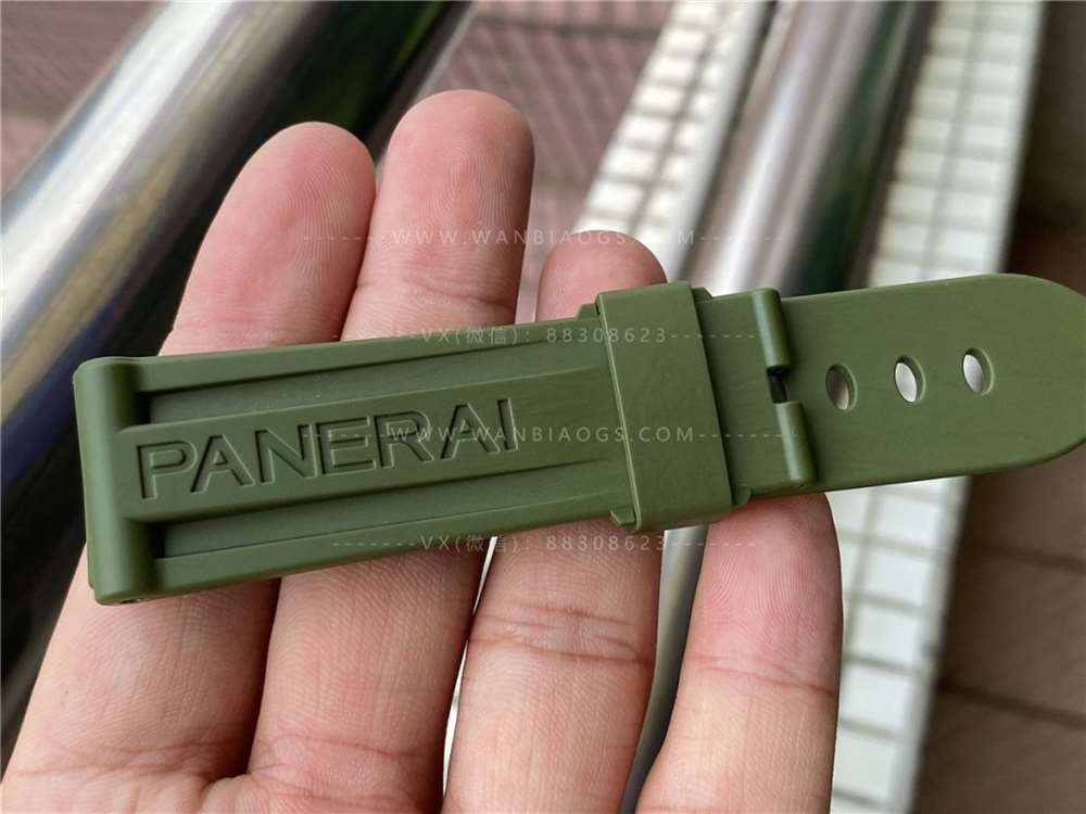 VS厂沛纳海1056「印度板球传奇限量版」军绿盘腕表评测