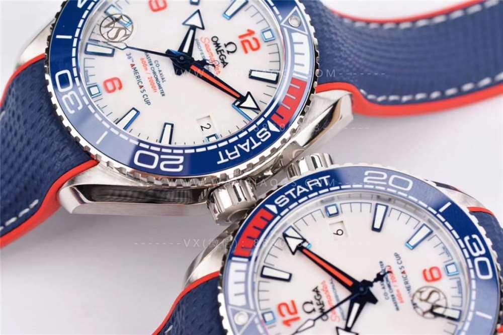 VS厂欧米茄海马「美洲杯」36届帆船赛限量腕表评测