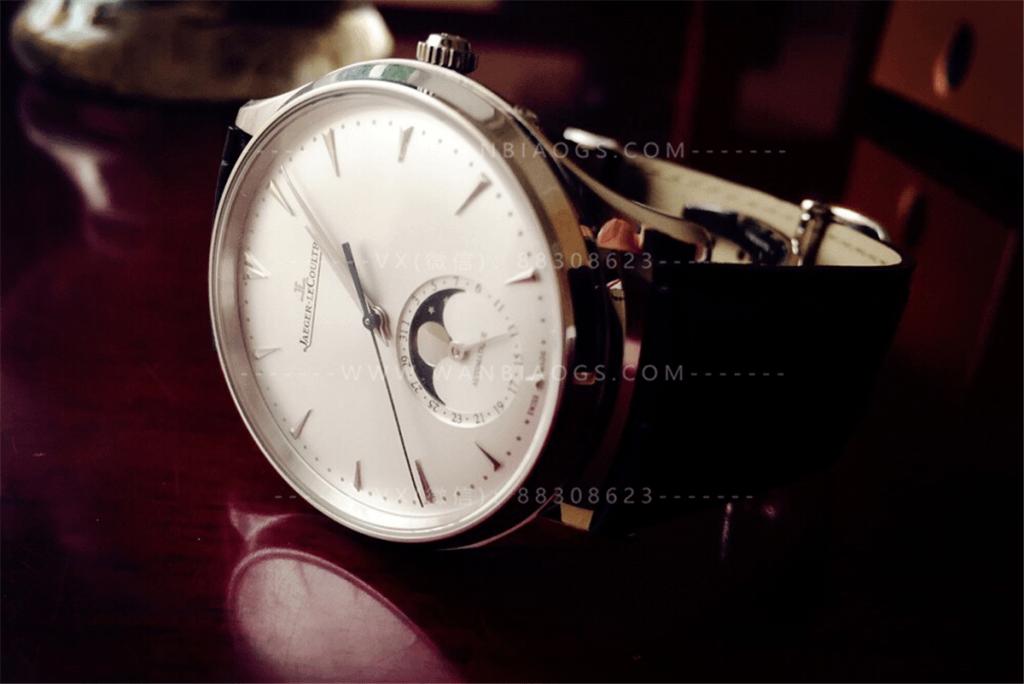 GF厂积家月相大师系列1368420腕表做工评测