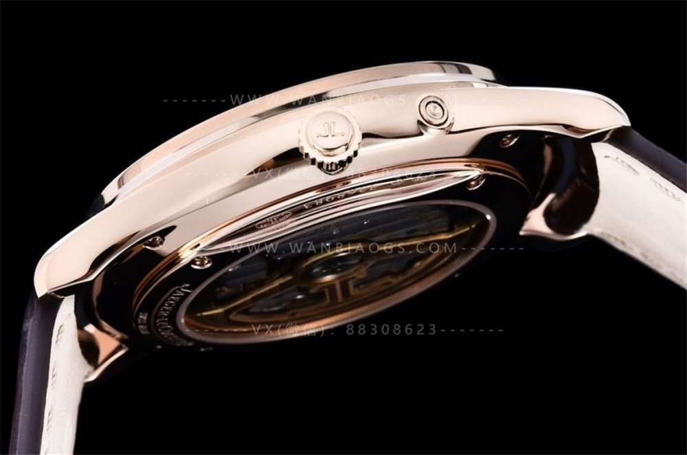 GF厂积家超薄大师小丑腕表做工评测-专注市场好品质