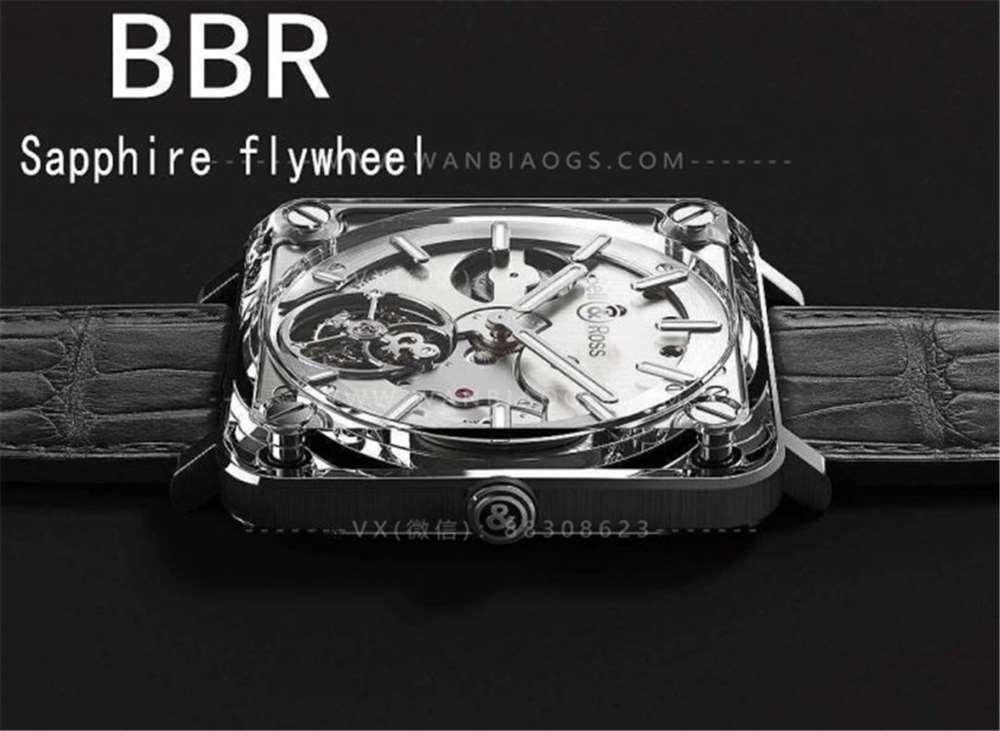 BBR厂全新柏莱士BR-X2陀飞轮V️2升级版做工评测