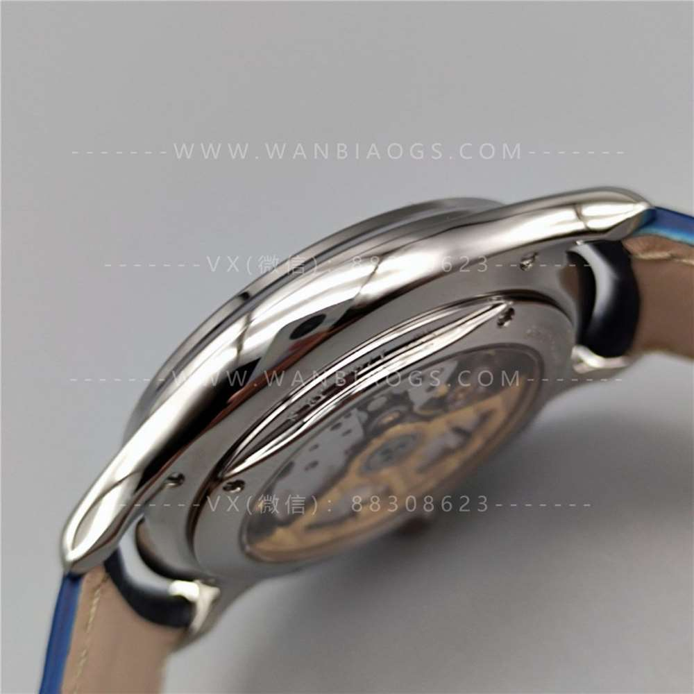 GF厂积家小丑1378420腕表评测-内敛与沉稳的积家大师系列