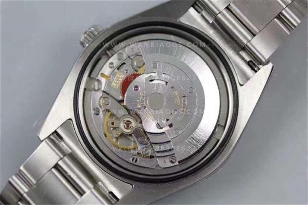 AR厂劳力士探险家1代「904钢」214270黑盘腕表做工评测