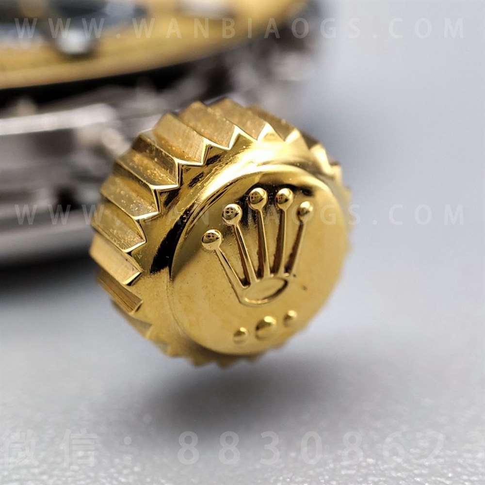 N厂劳力士迪通拿「4130」余文乐同款黄金迪拆解评测