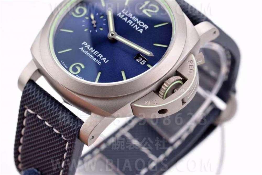 VS厂沛纳海1117「超级夜光腕表」做工评测