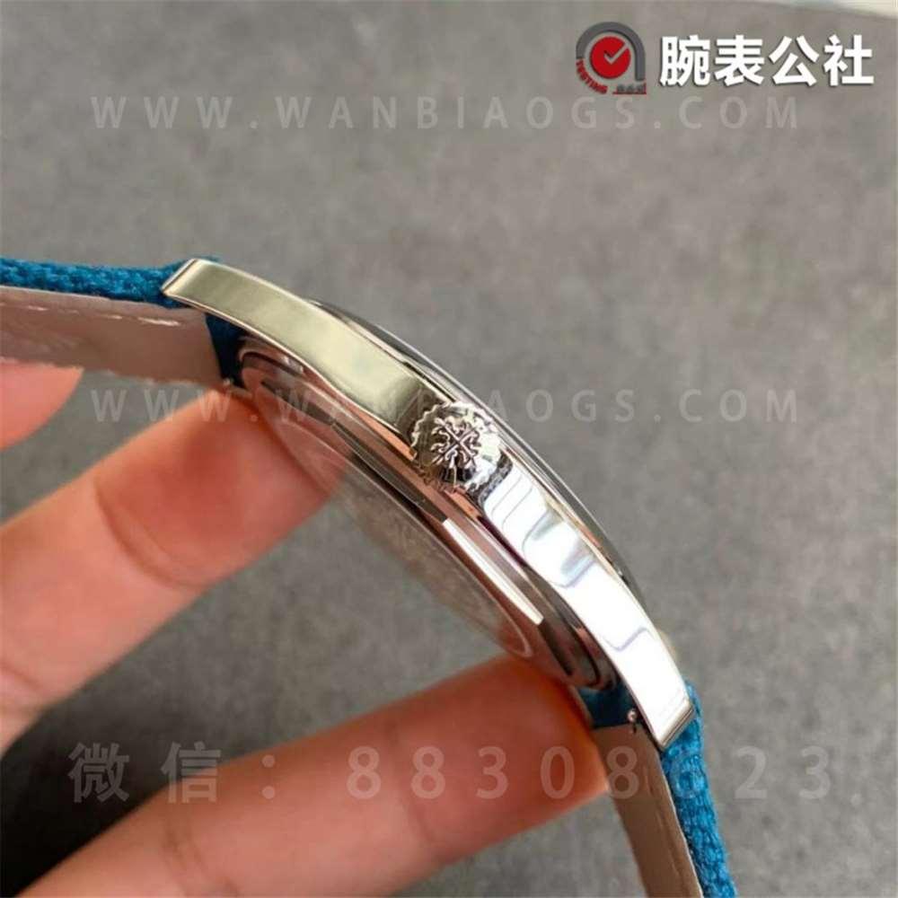ZF厂百达翡丽Ref.6007A-001「普朗菜乌特纪念款」做工评测