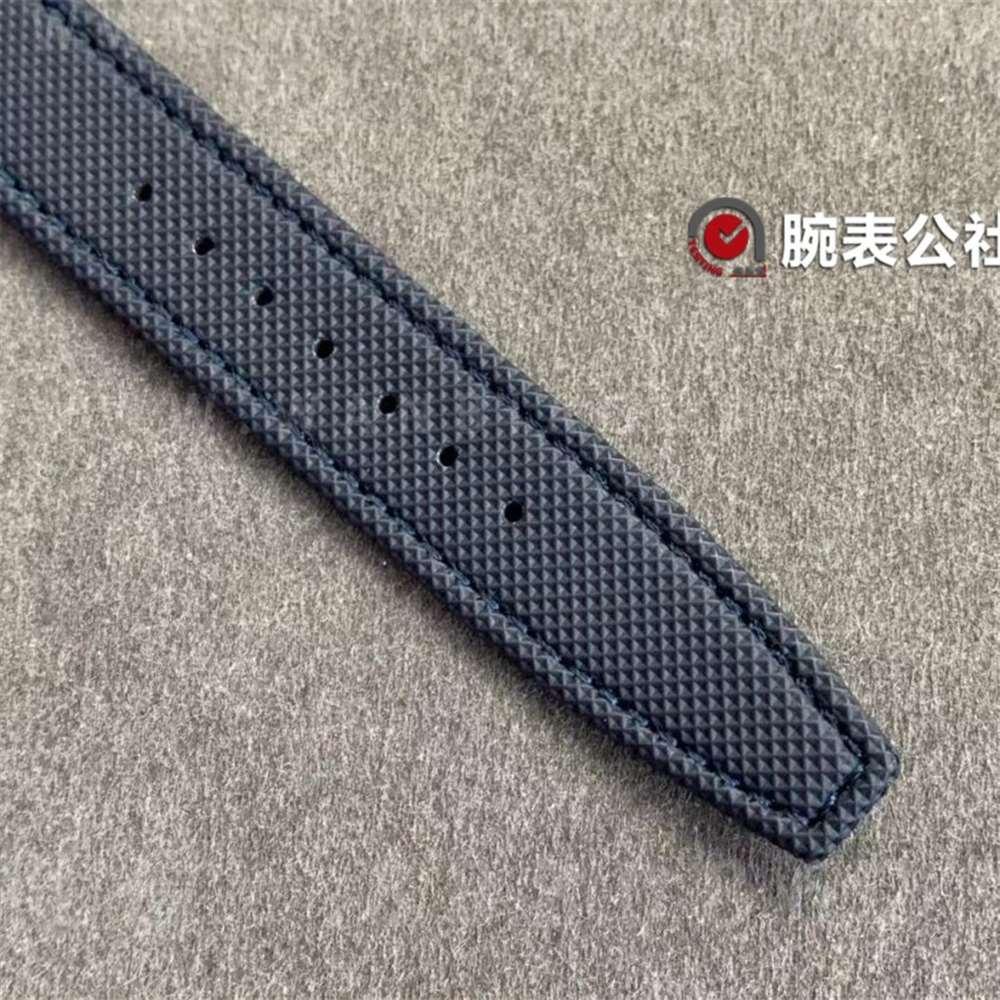 ZF厂万国飞行员系列「蓝天使特别版」计时腕表做工评测