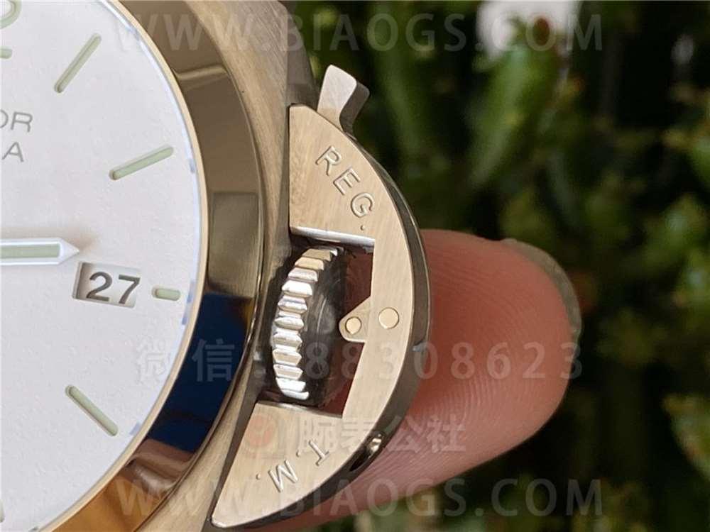 VS厂沛纳海1314「白马王子」极简主义腕表
