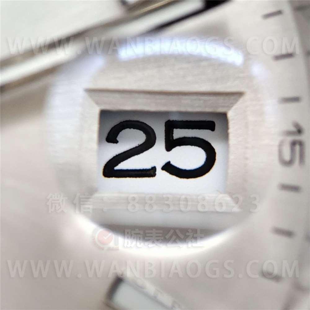 VS厂劳力士41日志「3235机芯」126334腕表评测