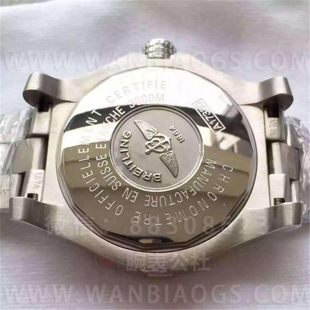 GF厂百年灵黄狼复仇者「Asia2824机」硬核美学实力派腕表