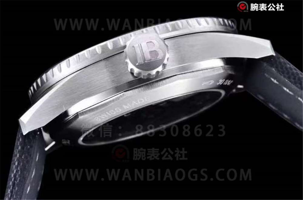 GF厂宝珀五十噚43mm「缎面精钢」深度评测