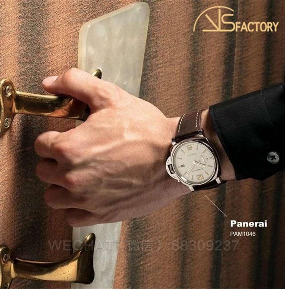 VS厂沛纳海1046「超级纤薄」42mm中性腕表评测