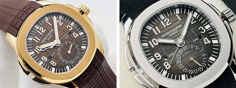 百达翡丽Aquanaut-5164腕表品鉴