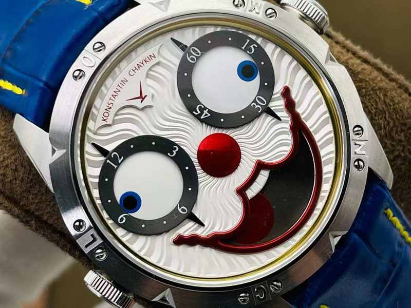 TW厂俄罗斯小丑(V3S)最高版赏析-2