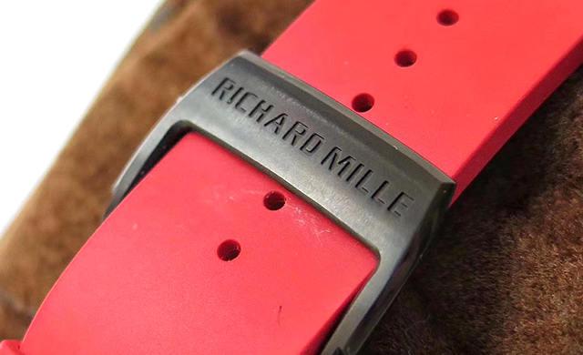ZF厂理查德米勒RM035-2ABD合作改装碳纤维腕表评测