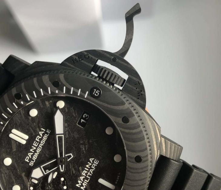 VS厂沛纳海PAM979碳纤维腕表评测