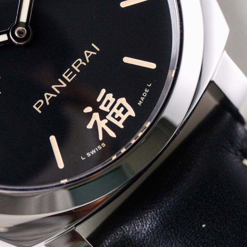 VS厂沛纳海PAM498福字V2版腕表赏析