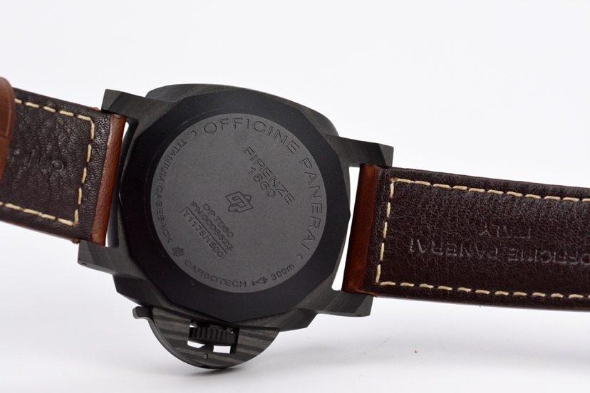 VS厂沛纳海PAM661碳纤维运动腕表赏析