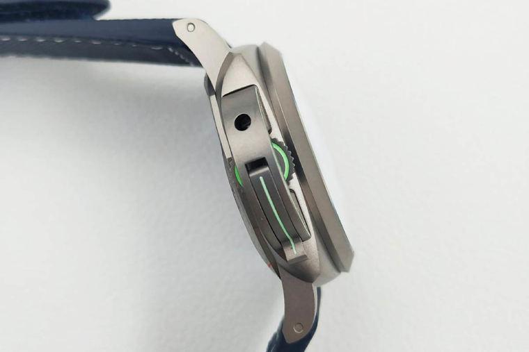 "VS厂沛纳海Pam1117钛金属""超级夜光""腕表评测"