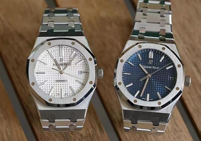 ZF厂爱彼皇家橡树15500腕表做工评测