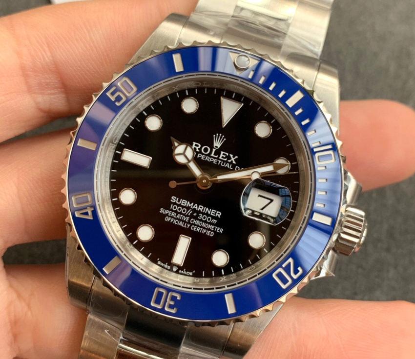 vs厂劳力士Rolex新旧款蓝水鬼的区别